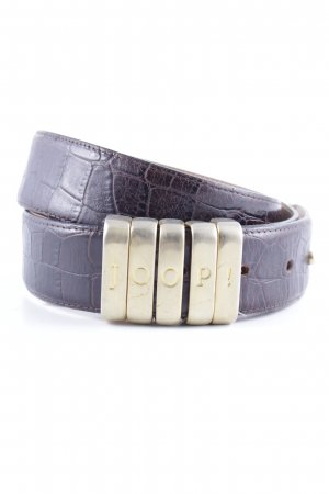 Joop! Leather Belt brown classic style