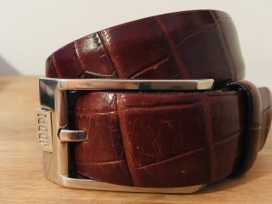 Joop! Leather Belt multicolored