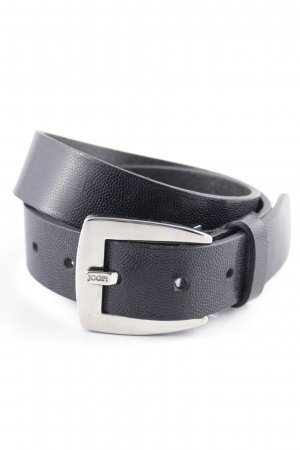 Joop! Leather Belt black elegant
