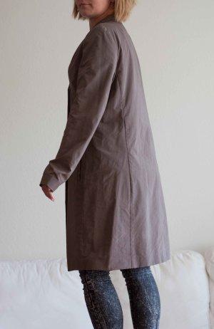 Joop! Frock Coat grey brown cotton