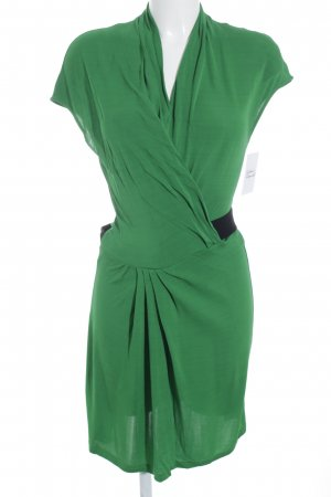 Joop! Midikleid grün-schwarz Elegant