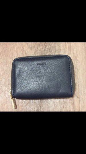 Joop! Mini Portemonnaie dunkelblau