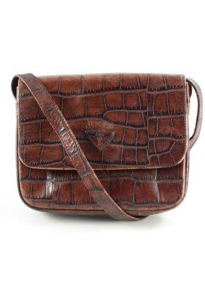 Joop! Mini Bag brown animal pattern classic style
