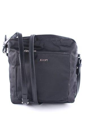 Joop! Minitasche schwarz-silberfarben Casual-Look