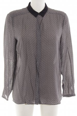 Joop! Oversized Bluse Allover-Druck Casual-Look