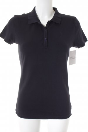 Joop! Polo-Shirt dunkelblau Casual-Look