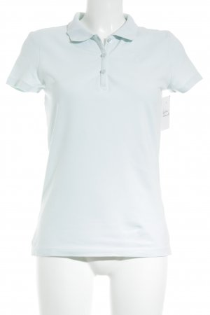 Joop! Polo-Shirt hellblau Casual-Look