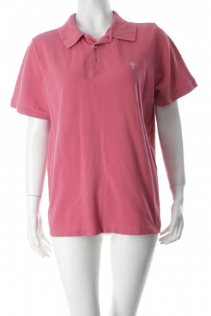 Joop! Polo-Shirt rosa sportlicher Stil