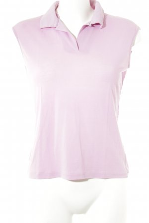Joop! Polo Top rosa Casual-Look
