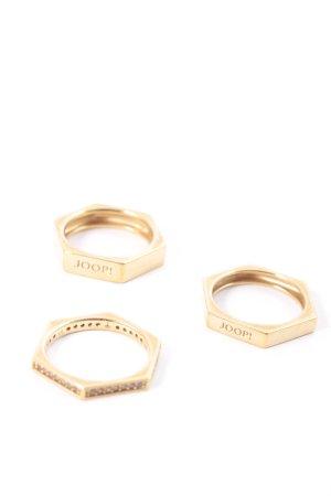 Joop! Ring goldfarben Elegant