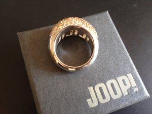 Joop Ring mit gelben Zirkonia