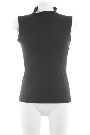 Joop! Rollkragentop schwarz minimalistischer Stil