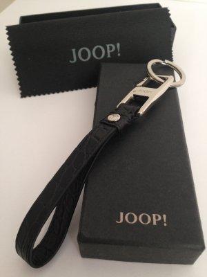 Joop Schlüsselanhänger Leder/Metall