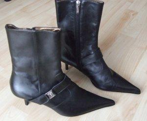 JOOP! schwarze Stiefeletten - Gr. 40 - NEU