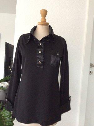 Joop Shirt/Bluse schwarz Gr. S (36/38)