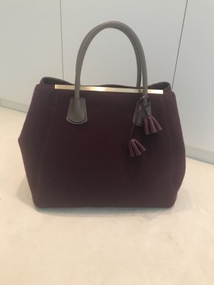 Joop! Shopper grey brown-brown violet