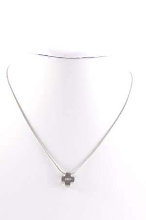 Joop! Silver Chain silver-colored simple style