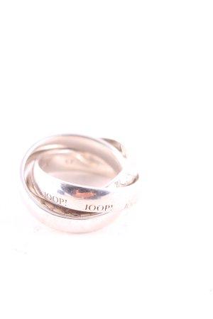 Joop! Zilveren ring zilver klassieke stijl