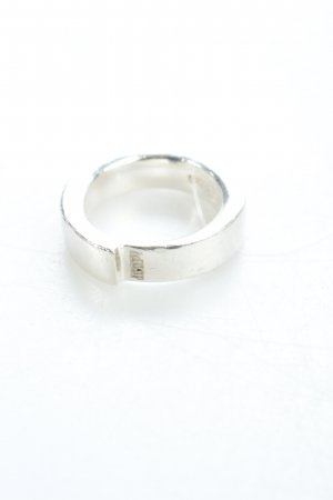 Joop! Silberring silberfarben minimalistischer Stil