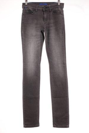 Joop! Skinny Jeans grau-hellgrau Casual-Look