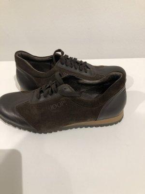 Joop! Lace-Up Sneaker dark brown