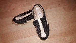 Joop! Sneaker Leder blau-weiss