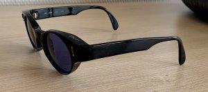 Joop! Ronde zonnebril zwart-blauw