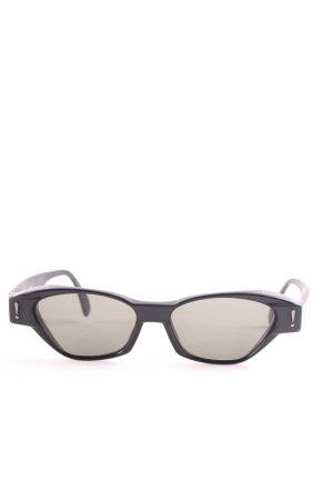 Joop! Angular Shaped Sunglasses black simple style