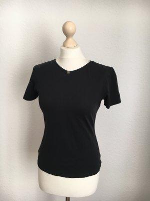 Joop Sport Shirt tshirt Top s 40 schwarz Black