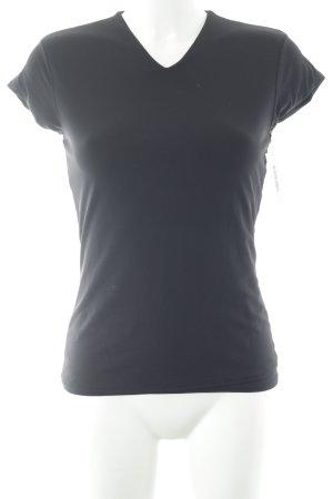Joop! Sportshirt schwarz schlichter Stil