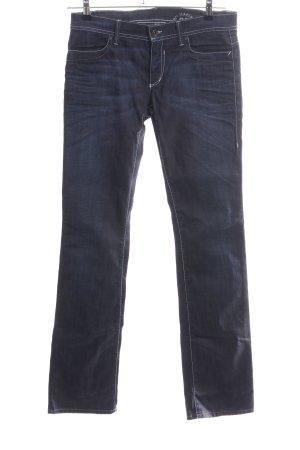 Joop! Straight-Leg Jeans blau Casual-Look
