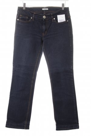 Joop! Straight-Leg Jeans dunkelblau Street-Fashion-Look