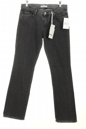 Joop! Straight-Leg Jeans grau Casual-Look