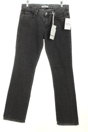 Joop! Straight-Leg Jeans grau Casual-Look