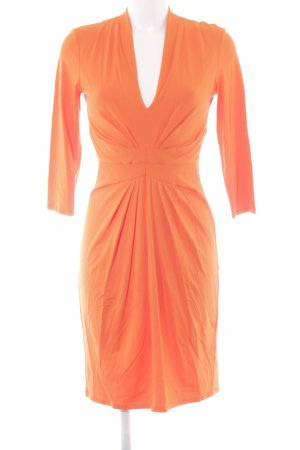 Joop! Sweatkleid orange extravaganter Stil