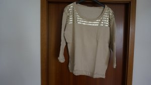 Joop Sweatshirt mit Glanzaufdruck