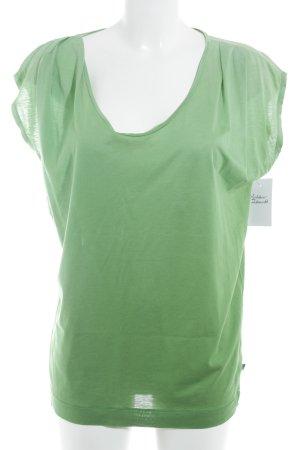 Joop! T-Shirt neongrün-grün Farbverlauf Casual-Look