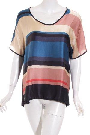 Joop! T-Shirt Streifenmuster Casual-Look