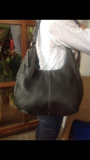 Joop Tasche , schwarz , Leder