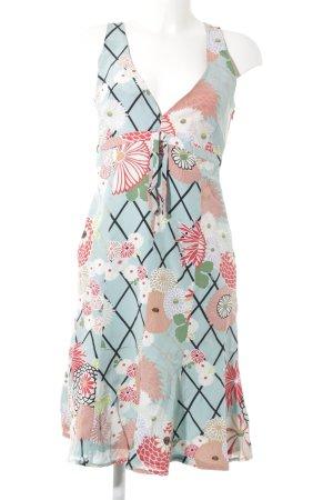 Joop! Trägerkleid florales Muster Elegant