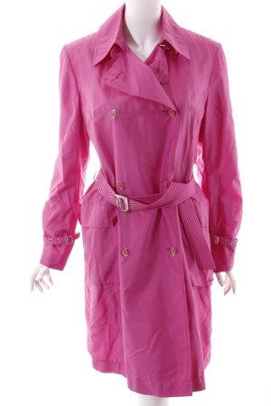 Joop! Trenchcoat pink extravaganter Stil