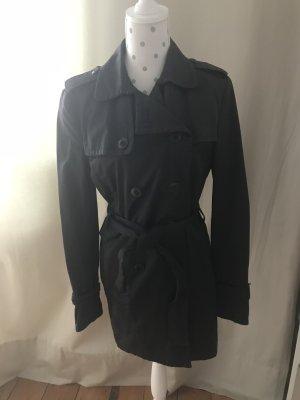 Joop Trenchcoat schwarz