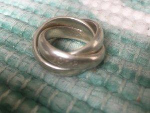 Joop Trinity 3er Silber 55 Finger Ring