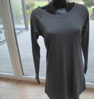 Joop Tunika Kleid blau und grau Gr. M