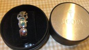 Joop Uhr mit blauem Ziffernblatt