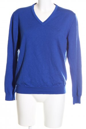 Joop! Wollpullover blau Casual-Look