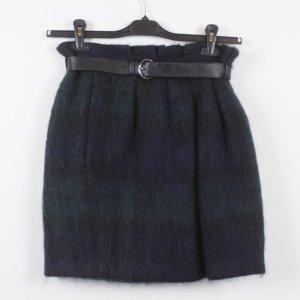 Joop! Jupe en laine multicolore tissu mixte