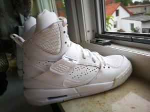Jordan 95er Damen weiß