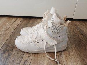 Jordans Flight 1 Sneaker Weiß Größe 36