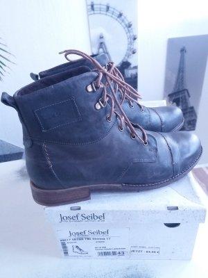 Josef Seibel Damen Stiefelette Schuhe Sienna 17 Gr. 43 graphit Neu